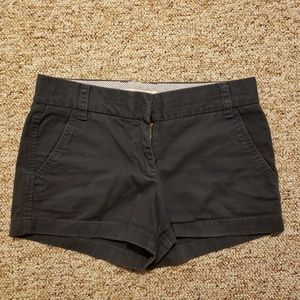 J Crew Womens Broken In Classic Twill Chino Shorts
